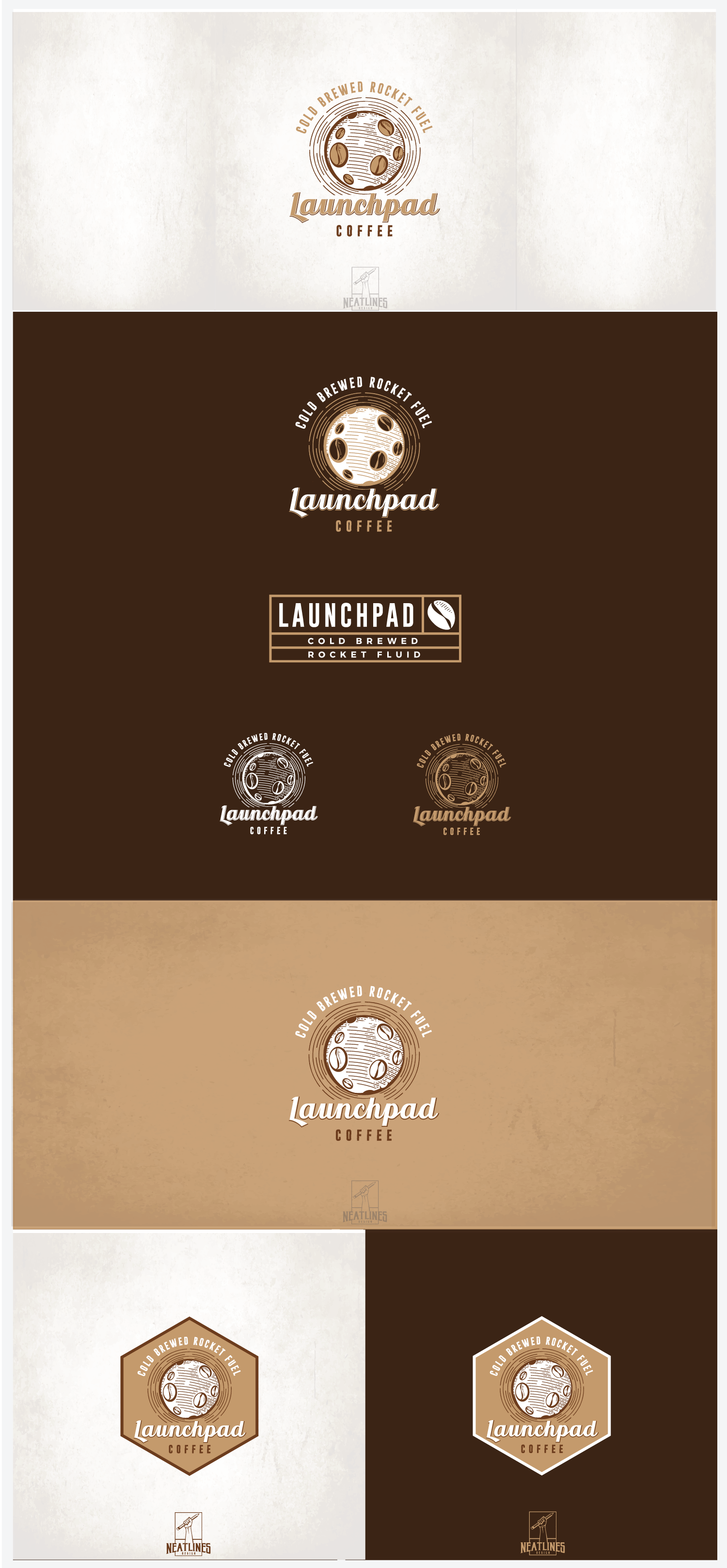 26 Brown Logos That You Can Depend On Cafe Logo Design By Neatlines Coffee Branding Cafe Logo Design Logo Design Cafe Logo