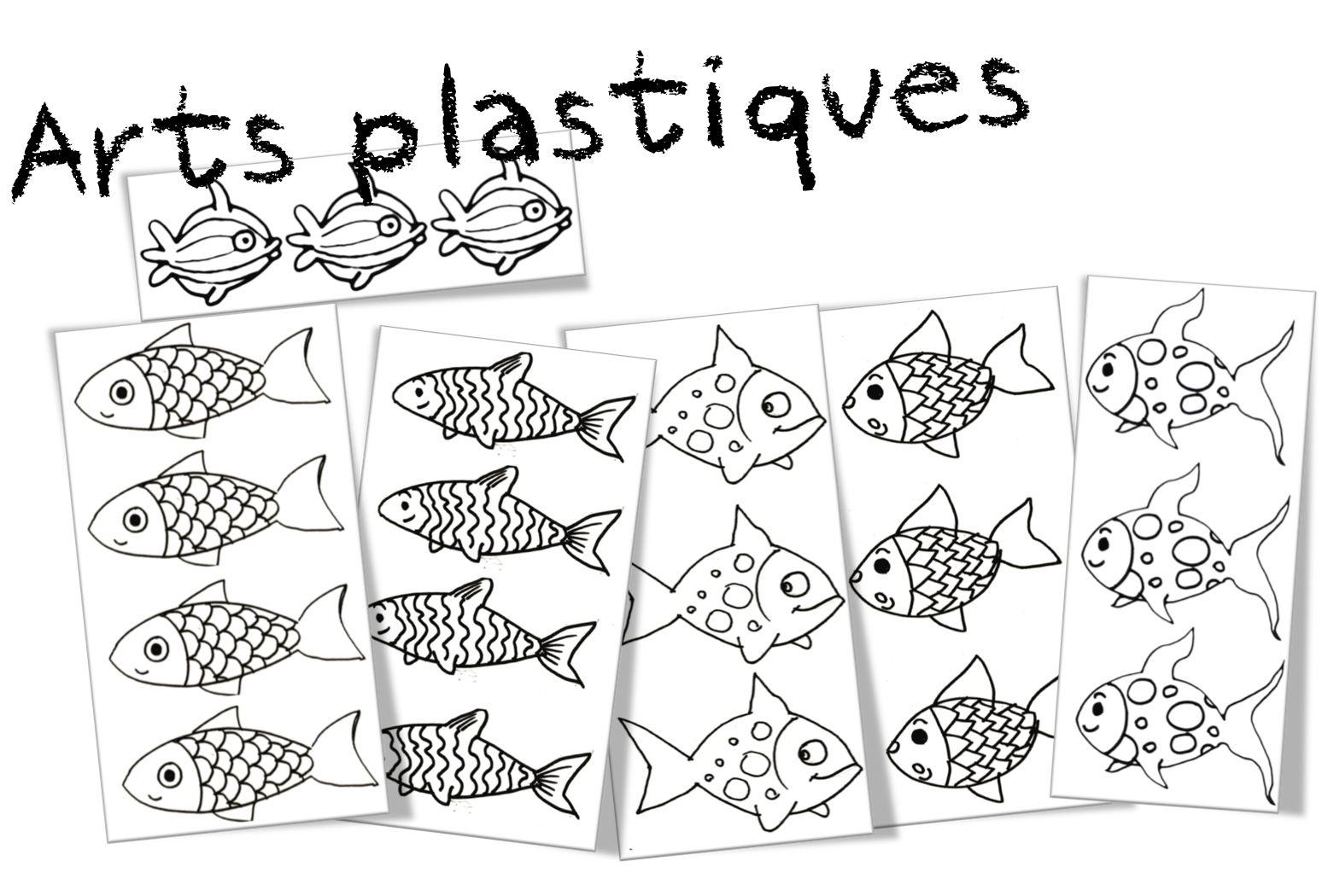 Le 1er Avril coloriages production d écrits poésie art plastiques