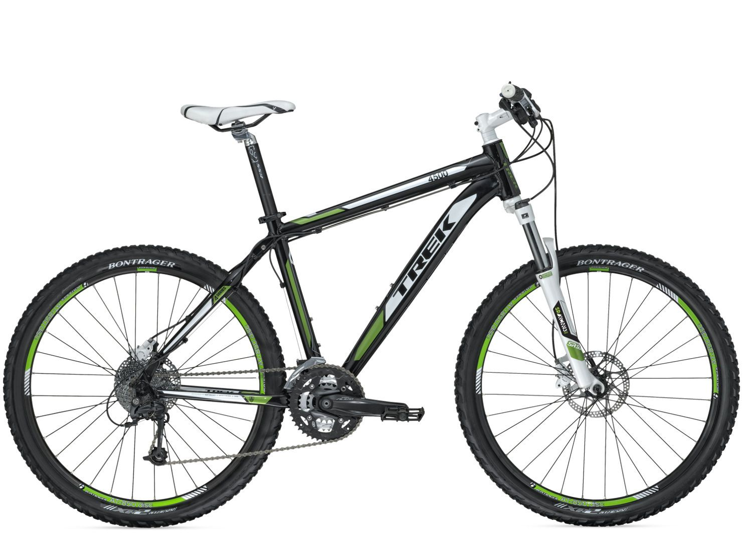Trek 4500 Disc | MTB | Pinterest | Bicicleta