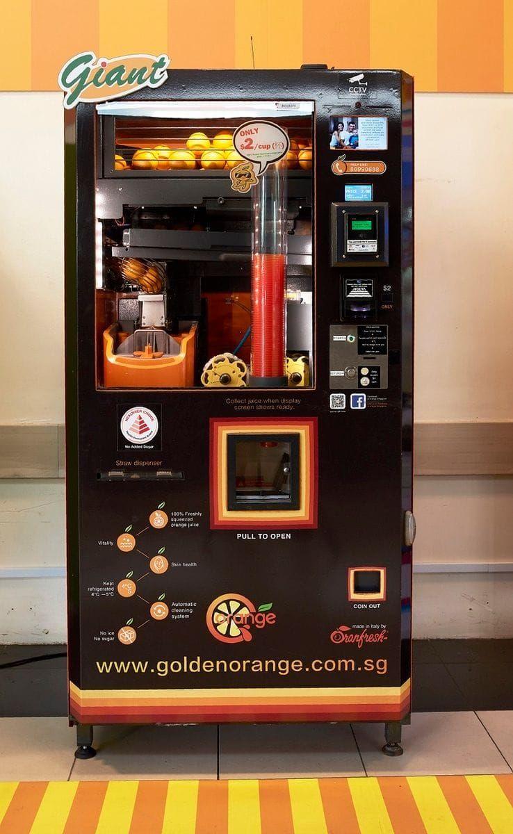 Vendmart Giant Singapore In 2020 Giants Vending Machine Singapore