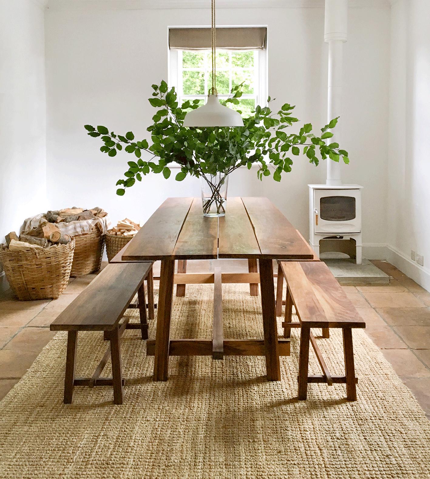 Kitchen Table #diningroom