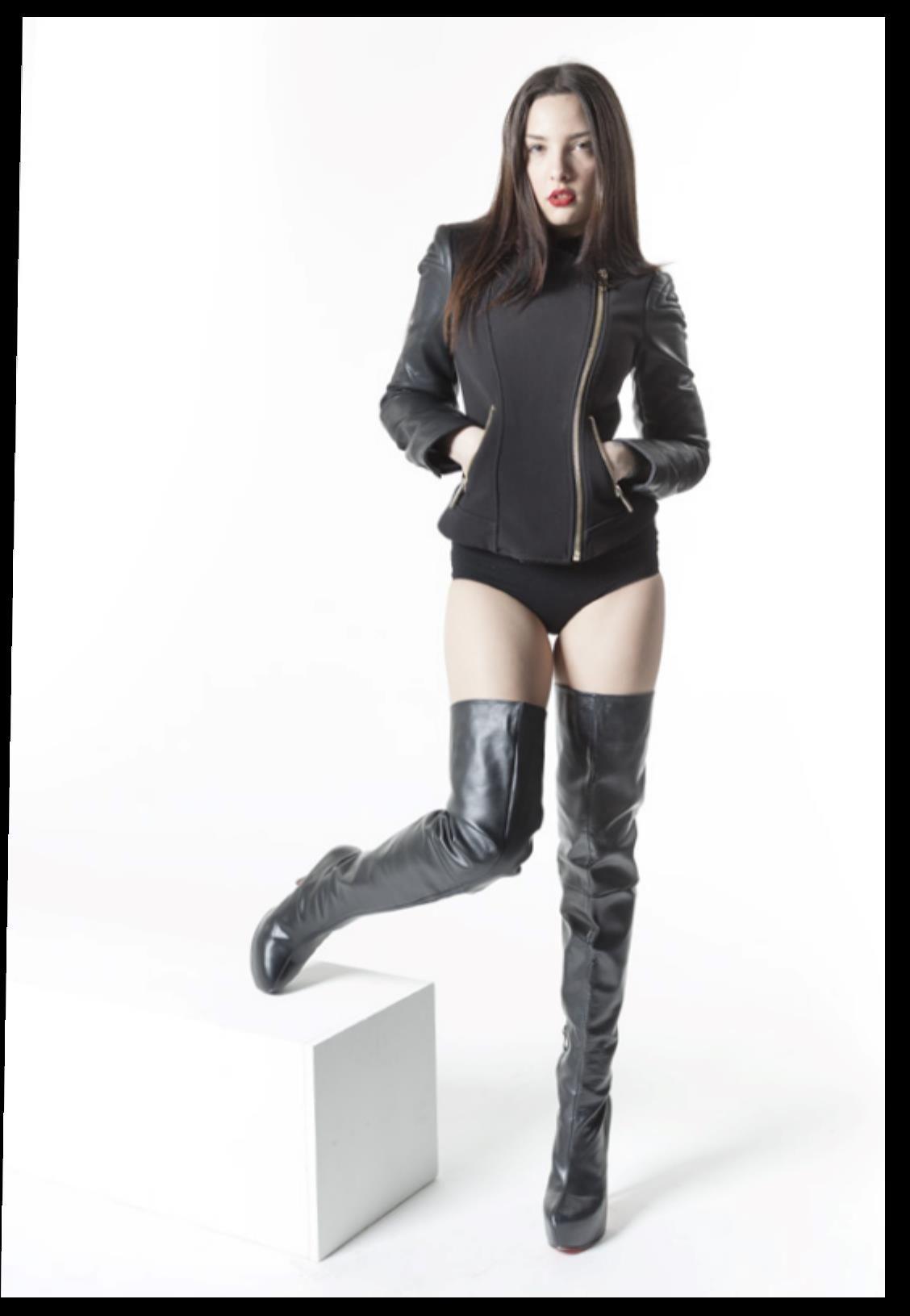 Arollo Leather Heeled Boots Be99cdc18c33e315189763f7b8ef1f1f