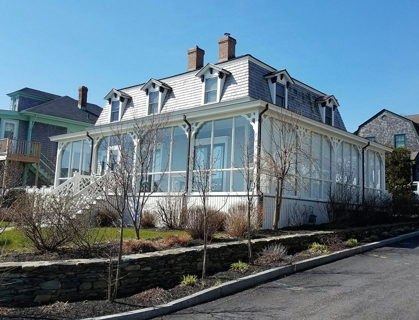Historic Home | Newport, RI | Newport Home | Waterfront Home