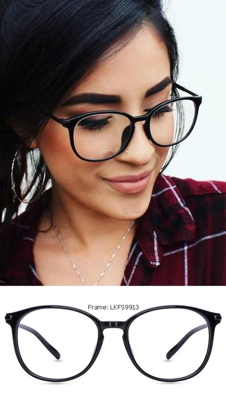 344bcaecfa6 Unisex full frame TR eyeglasses in 2019
