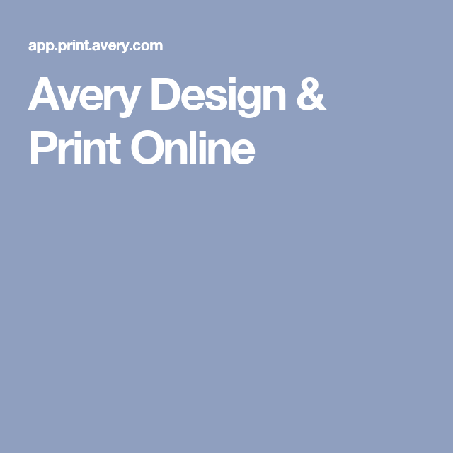 Avery design print online office pinterest diy xmas gifts avery design print online features free templates to make the perfect planner saigontimesfo