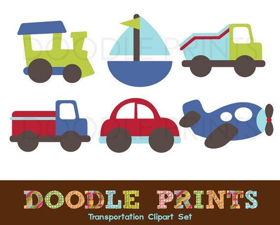 cars clipart digital scrapbook clip art printable transportation rh pinterest com Printable Scrapbook Templates Printable Scrapbook Templates