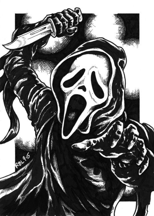 Pixelated Nightmares Horror Artwork Horror Art Horror Movie Art