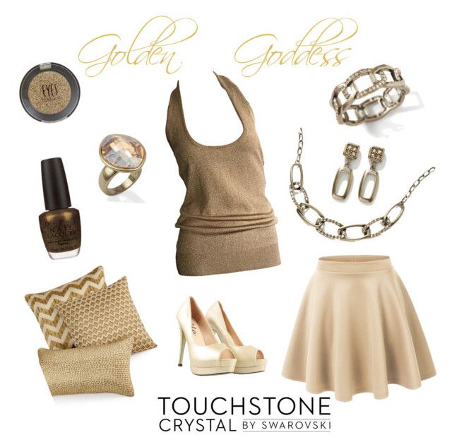 """""""Golden Goddess"""" by michelle-griffith-ray on Polyvore"""