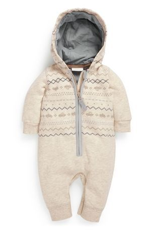 Buy Fairisle Pattern Romper (0-18mths) online today at Next ...