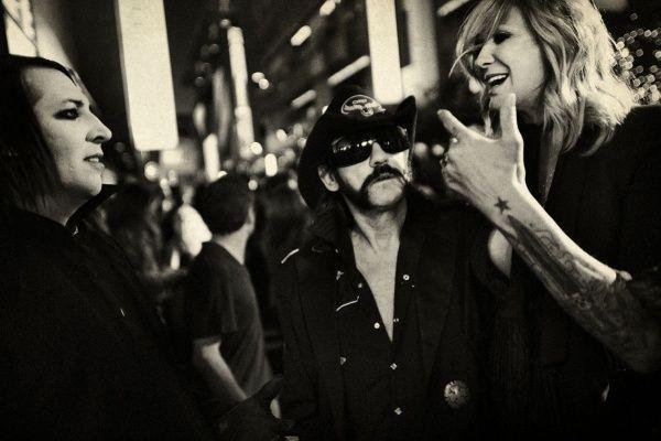 Cancelan conciertos de Motörhead y Marilyn Manson