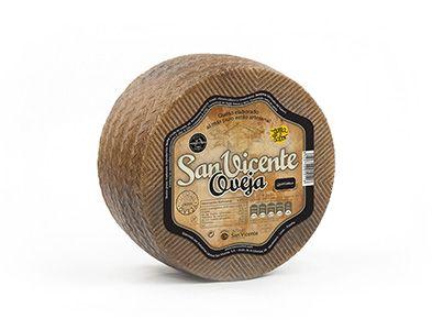 Lacteas San Vicente - Curado Lacteas San Vicente - Curado Elaborado con leche cruda de oveja. Maduración mínima 105 días.