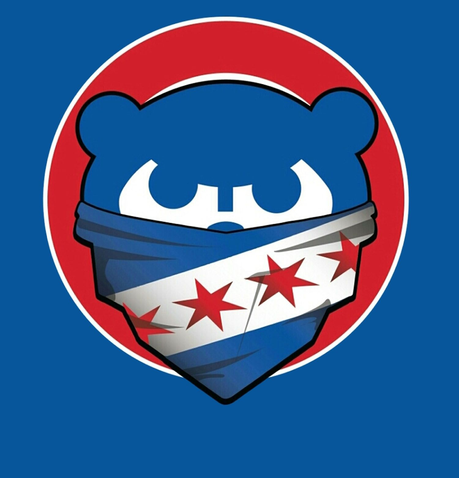 Chicago cubs city of chicago bandana scarf flag t shirt chicago chicago cubs city of chicago bandana scarf flag t shirt buycottarizona