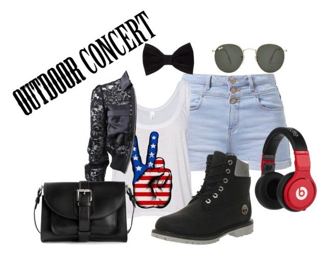 """bad girl concert"" by gabbykat ❤ liked on Polyvore"