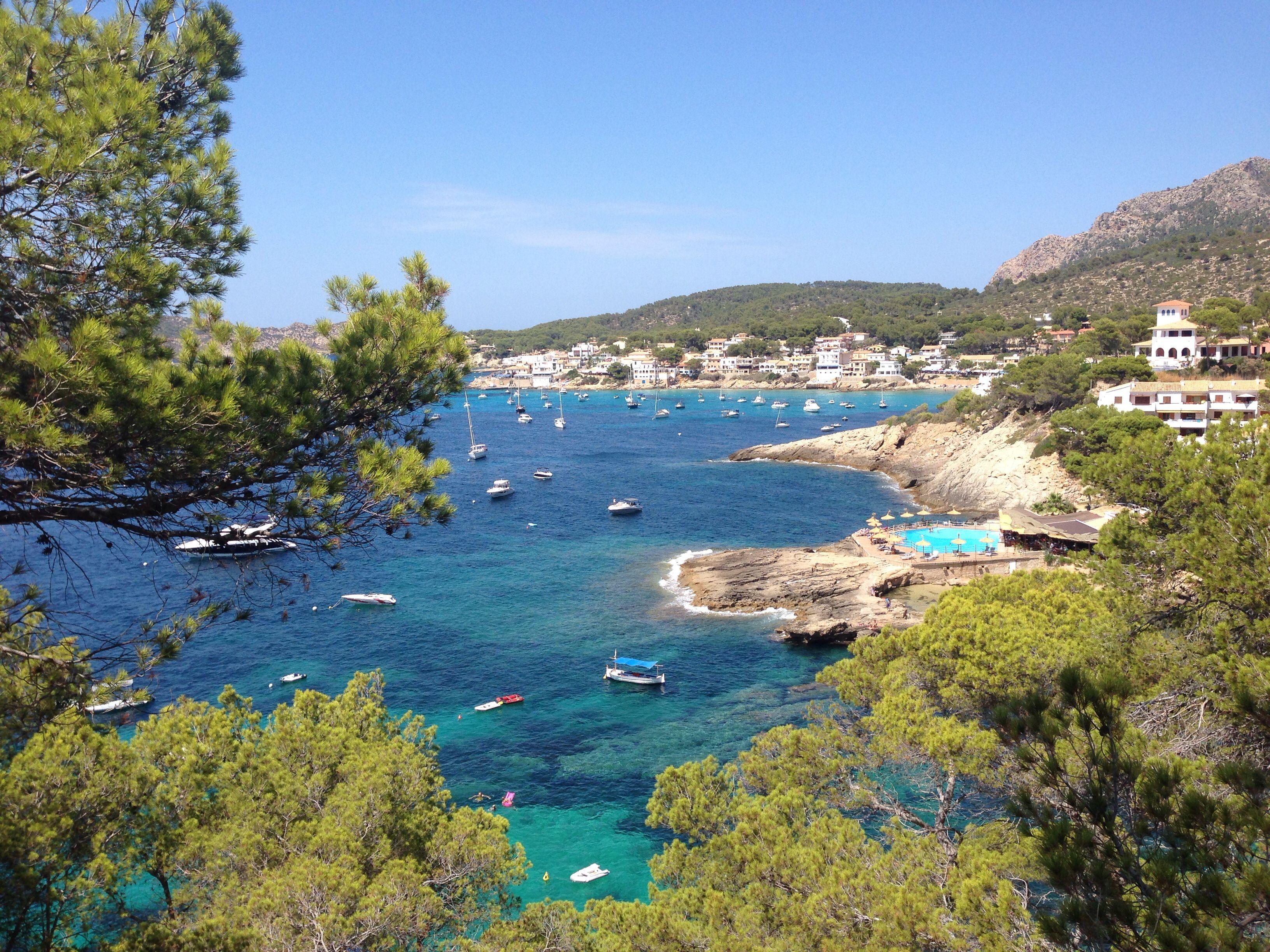 Majorque Photos intérieur cala sant elm majorque | mallorca dreaming | pinterest