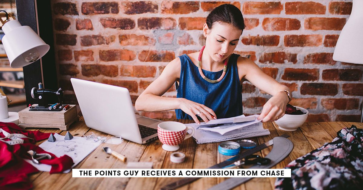 How to complete a chase business card application paying