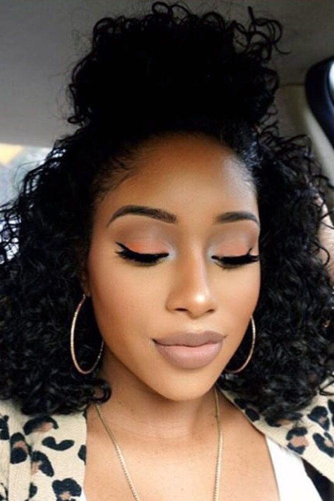 quick natural hairstyles
