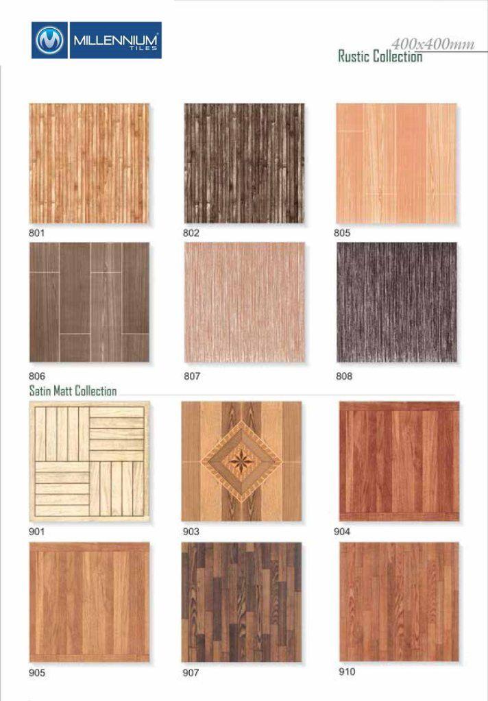 Millenium Tiles 400X400 Floor Tile Serie | 400X400mm (16x16) Ceramic ...
