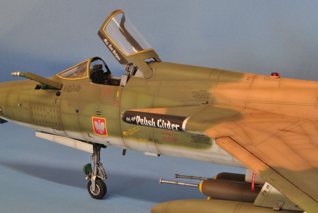 Trumpeter 1 32 F 105d Thunderchief By Nickparker Military Aircraft Fighter Jets Aircraft