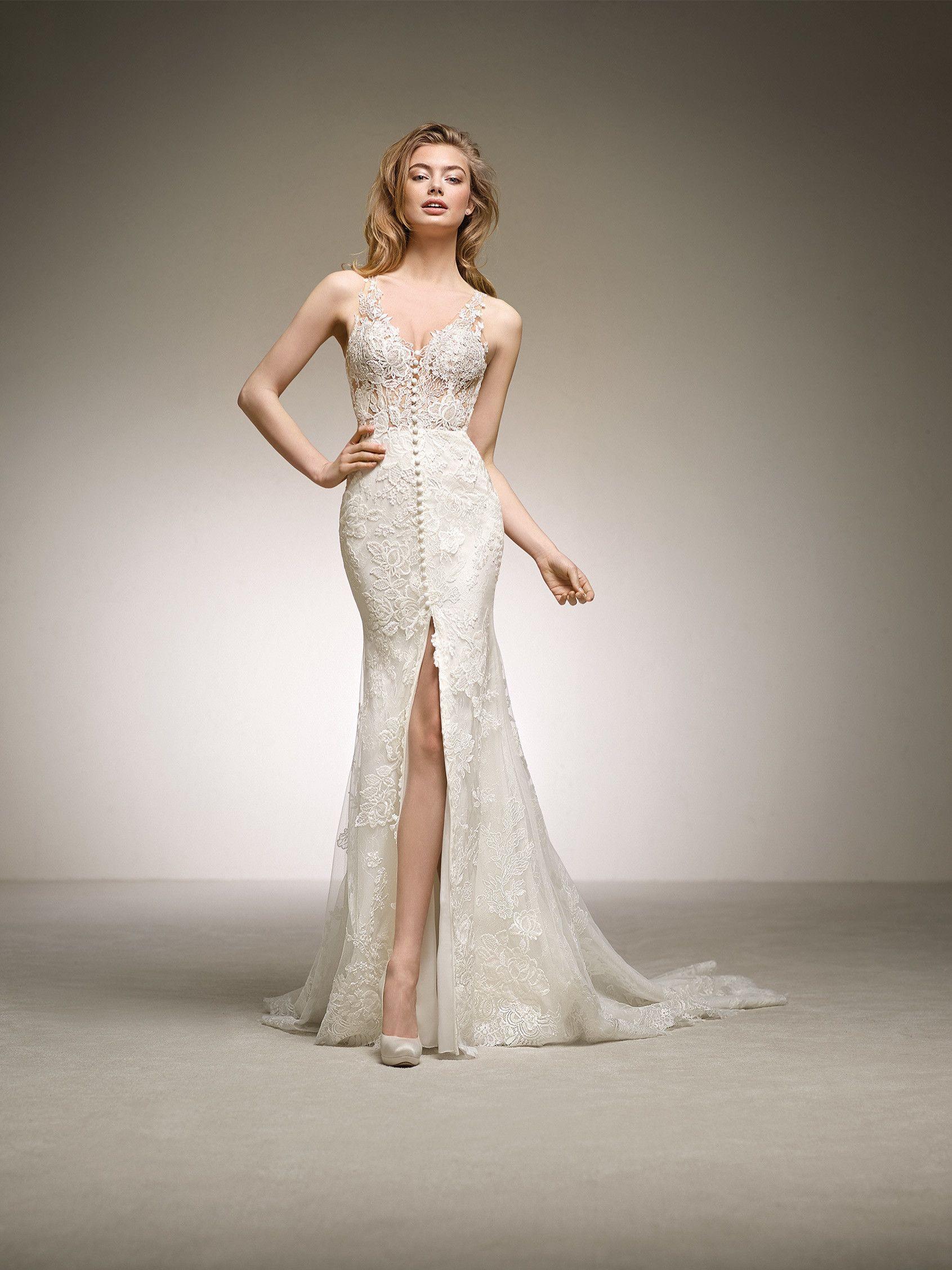 Imagenes de vestidos para novia modernos