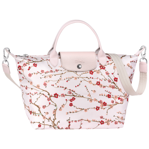 f7d1171ee3 LONGCHAMP Le Pliage Néo Fantaisie - Sakura Top-Handle M | bags and ...