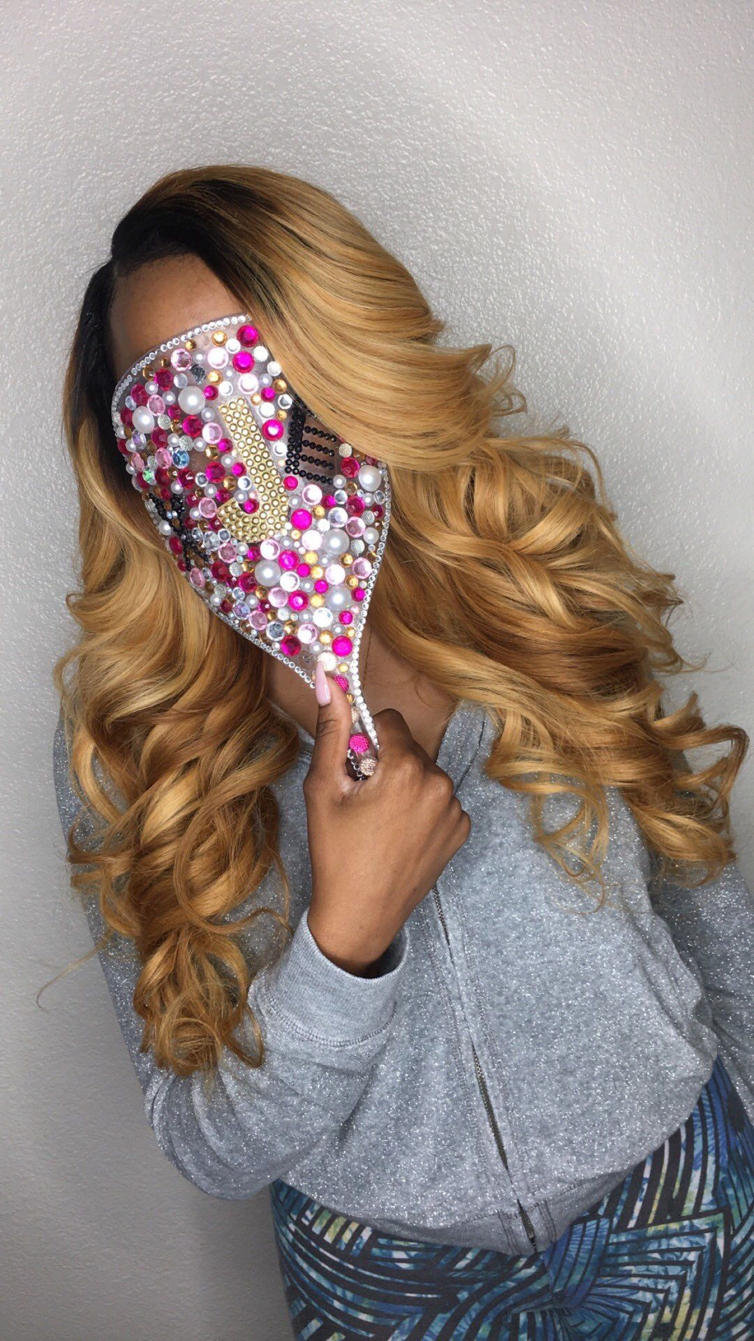 pinterest: qveenkamerynn … | hair | wavy …