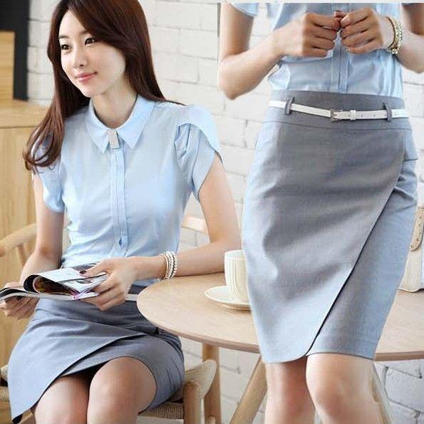 893ff3a45ea Korean women suit