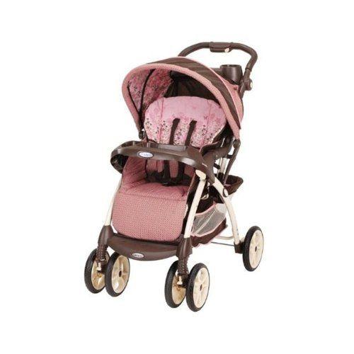 Graco Vie4 Deluxe Baby Stroller Olivia Baby Strollers