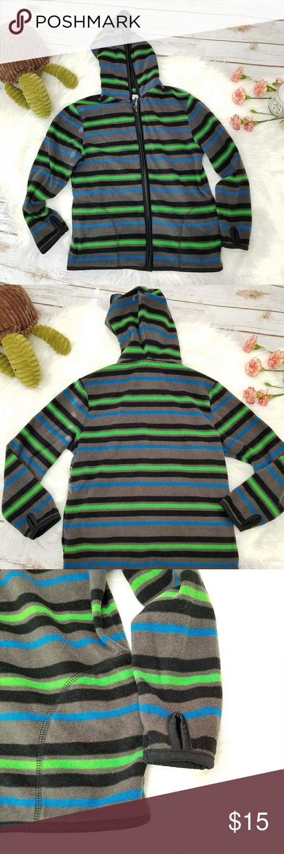 Kids Slalom Fleece Jacket Fleece jacket, Clothes design