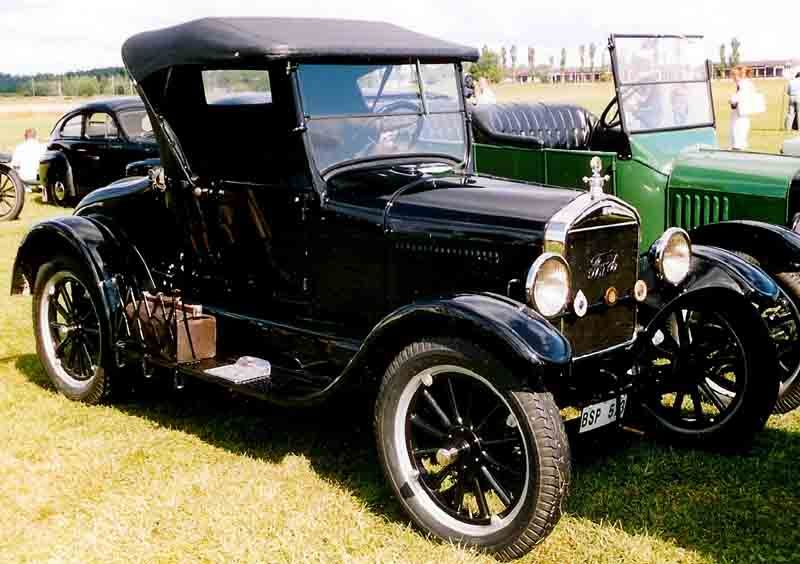 information model t ford 1925 biography