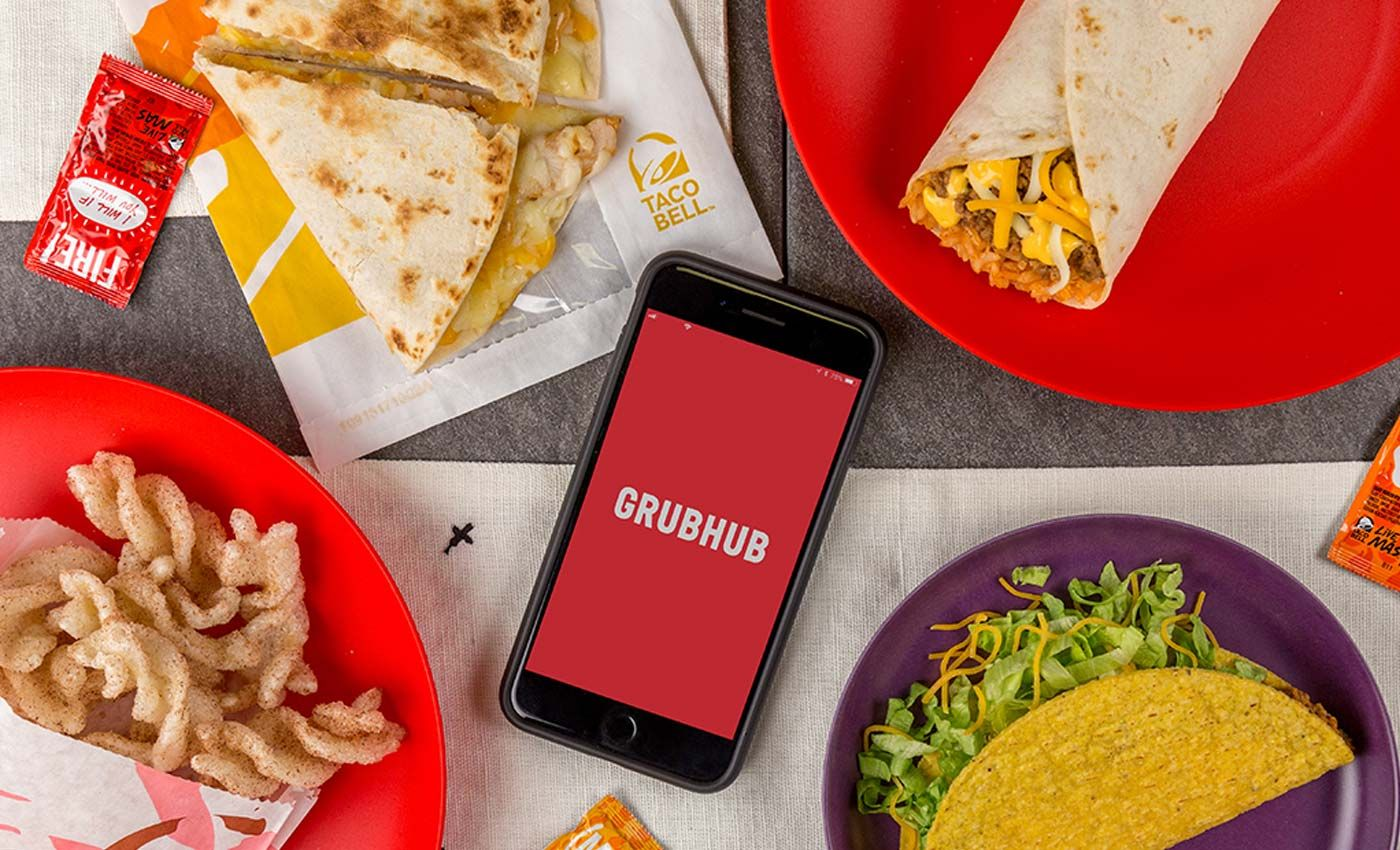 Grubhub Promo Code January 2020 Free Delivery First Order Grubhub Food Delivery Italian Recipes