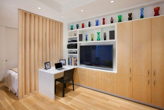 31 m² en manhattan new york for the home scandinavian interiors