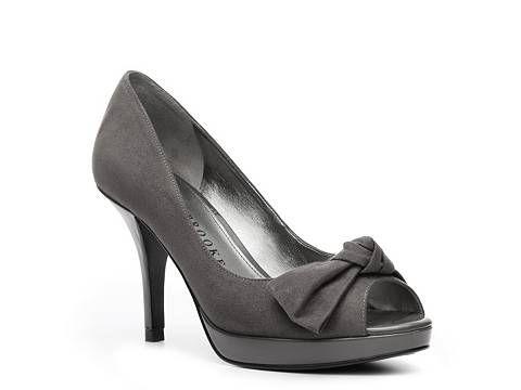 Bridesmaid Shoe Grey Think We Will Do Grey Shoes Bridesmaid