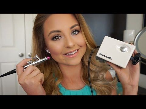 1 Luminess Air Review Youtube Hair And Makeup