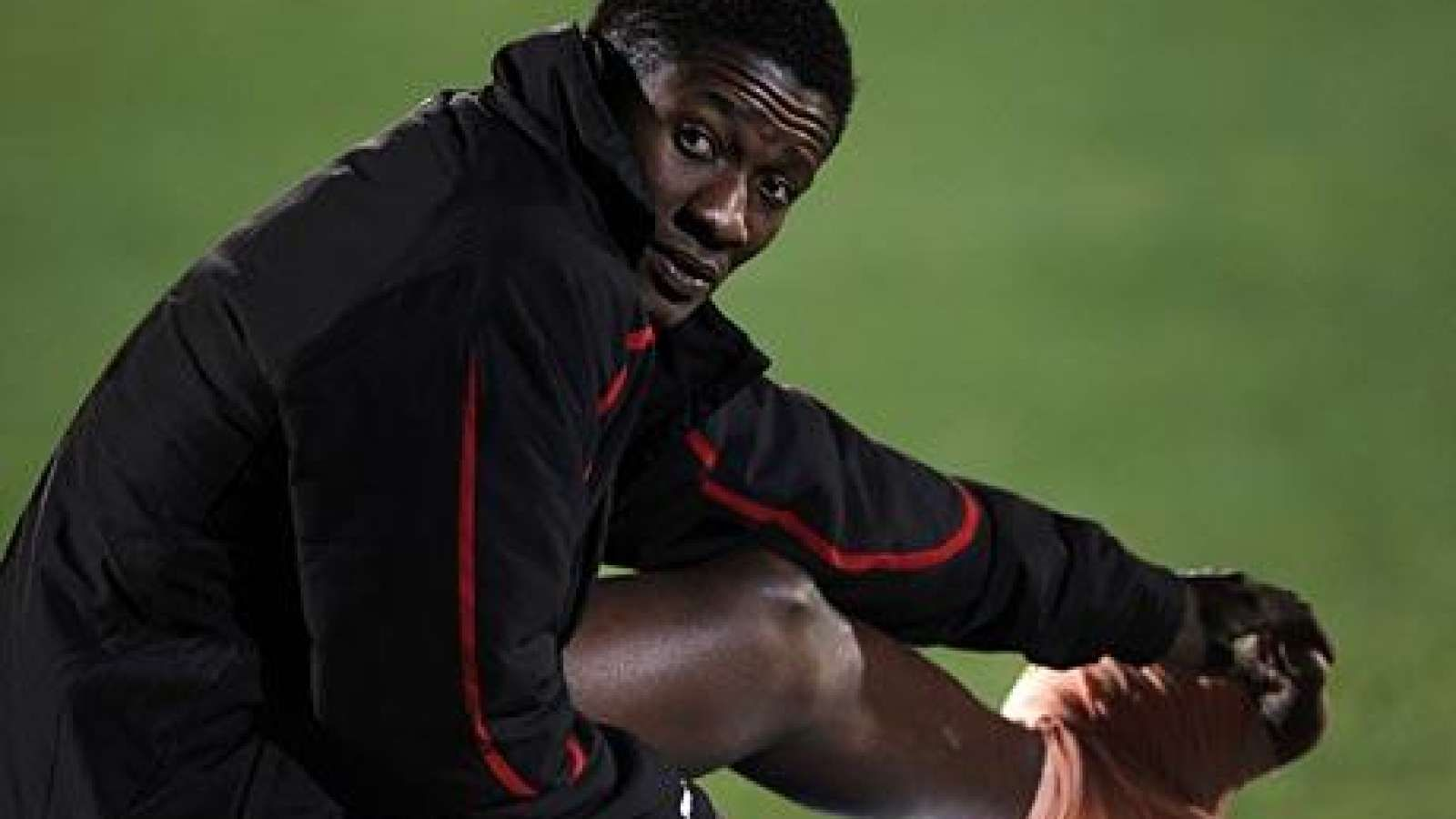 Al ahly asamoah gyan suffers another injury setback lifestyle