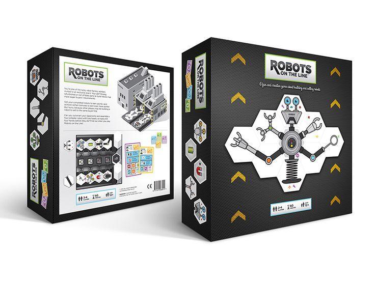 Board game box design Board game box design