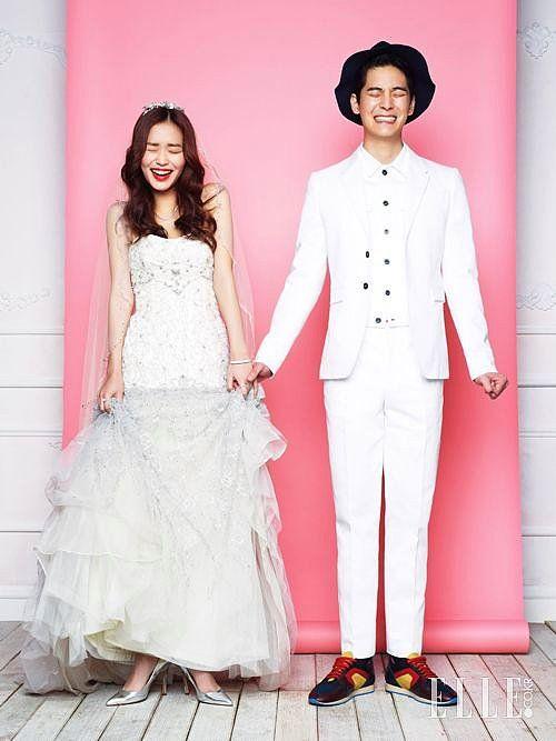 Önümüzdeki Yaza Evlilik Planları Yaptıracak, Zarif ve Bir O Kadar da Doğal 37 Kore Düğün Fotoğrafı #bridalphotographyposes