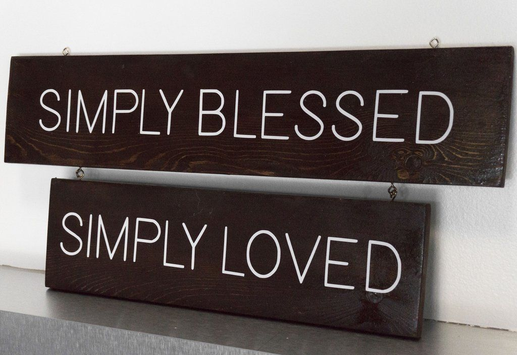 26 Simply Blessed Wall Decor Last Intention Img Gallery In 2020 Wall Decor Quotes Living Wall Decor Fall Wall Decor