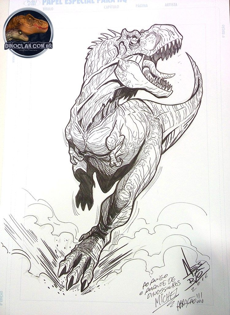 Pin de Nightbird (was Moonrunner) en Drawing dinosaurs and Reptiles ...