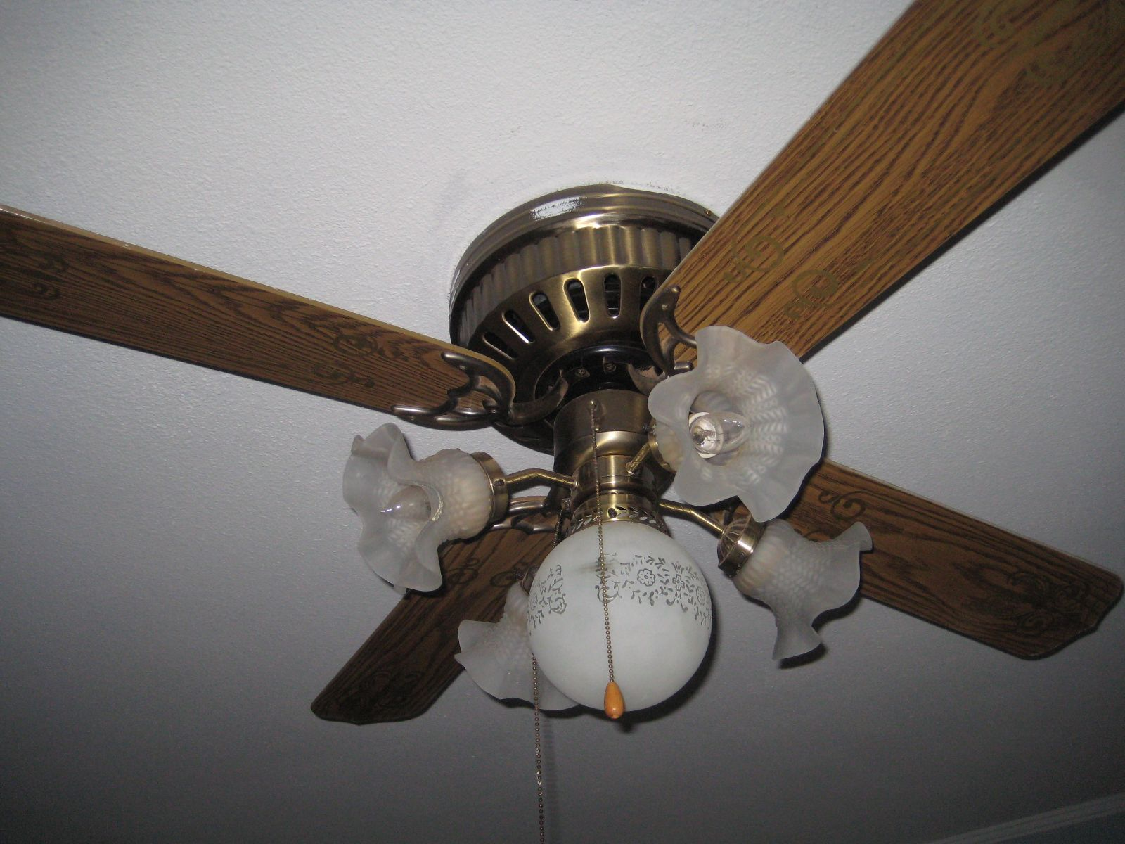 diy ceiling fan makeover Google Search