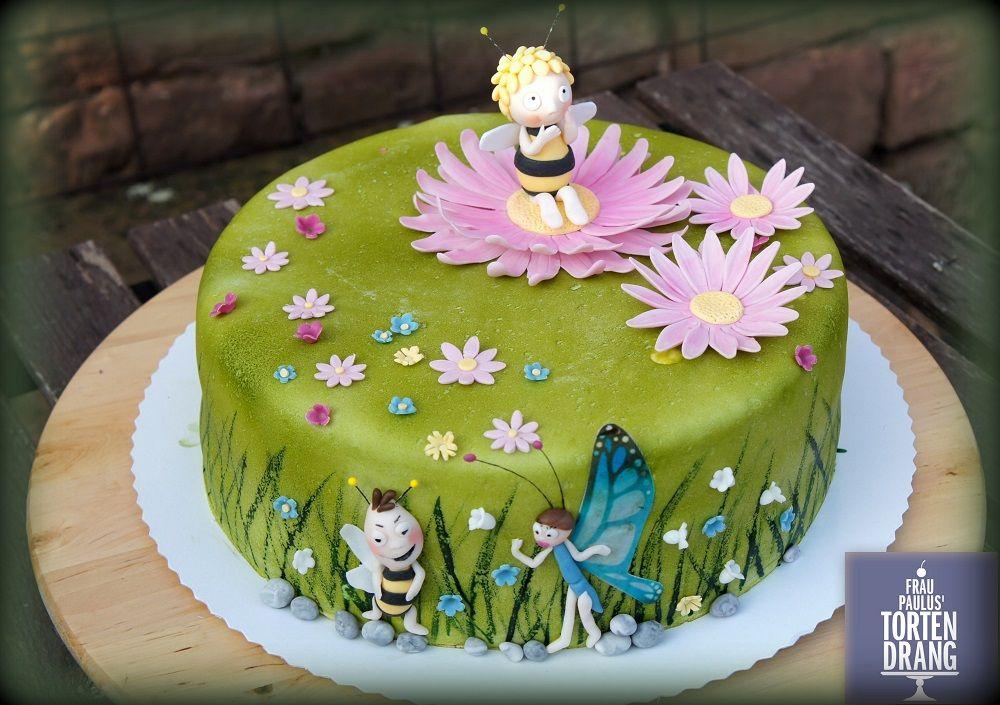 Birthday Cake Maja