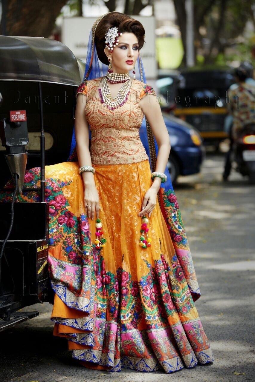 Fashion Designer Rohit Verma Bridal Collection Fashion Fashion Design Indian Outfits