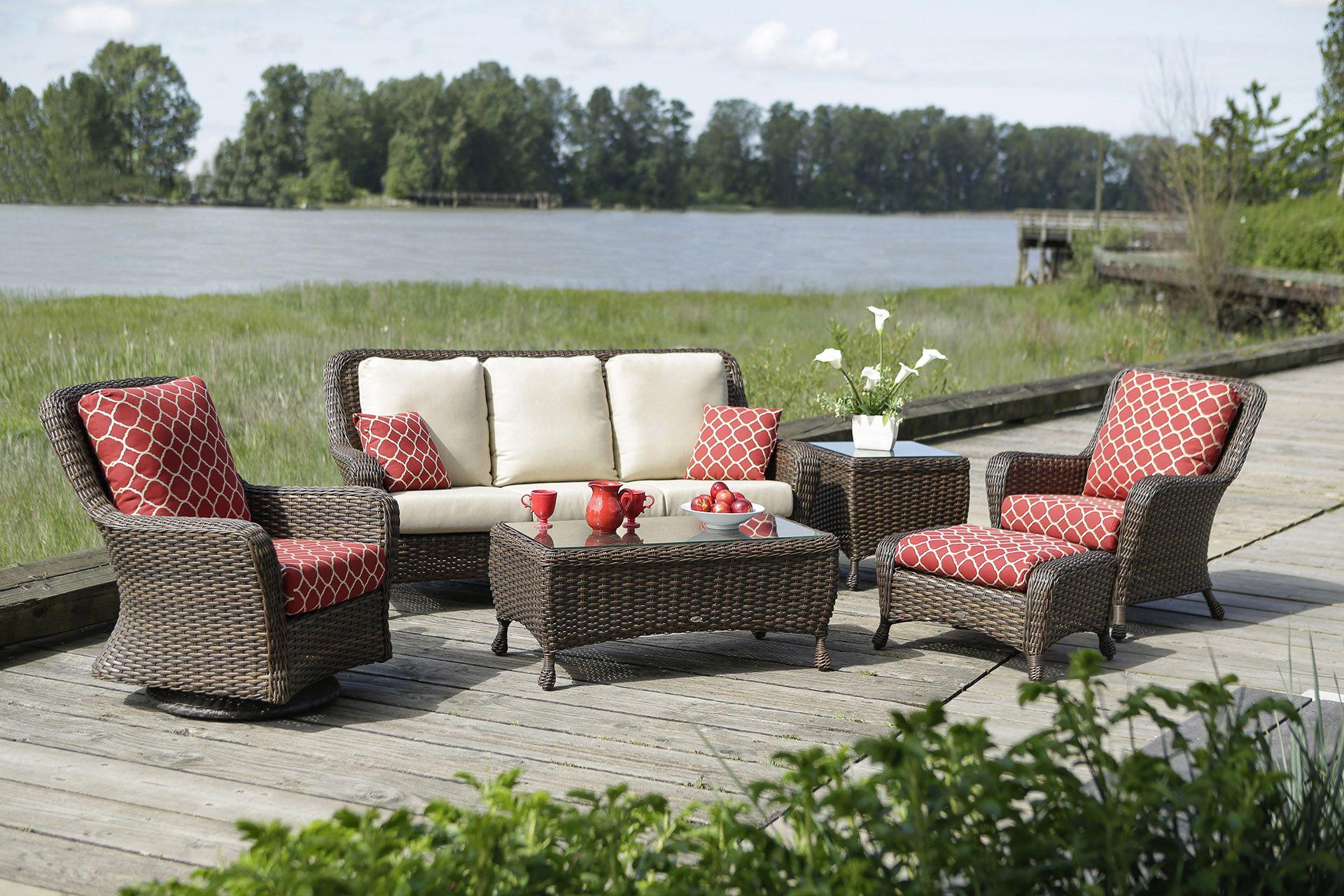 Ratana HavanaClub Sofa  Club Chair Configuration Furniture - Ratana outdoor furniture
