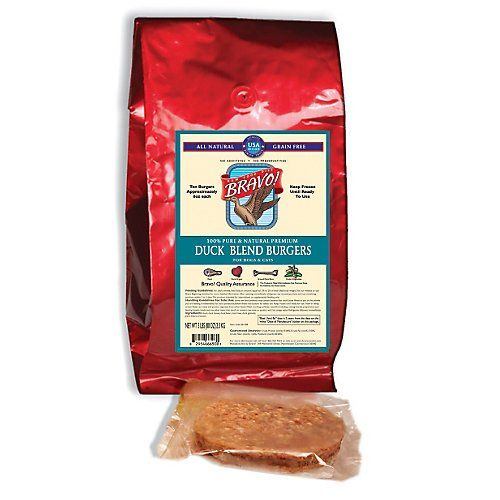 Bravo 294146 Duck Blend 10 8 Ounce Patties In 5 Pound Bag Want