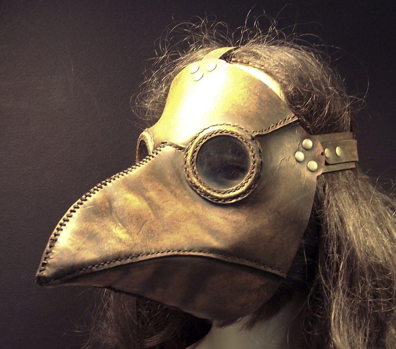 Witches Mask. Plague Mask. | Macbeth | Pinterest | Plague ...