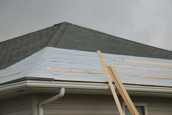 Ihow To Install Radiant Barrier Under A Metal Roof In 3