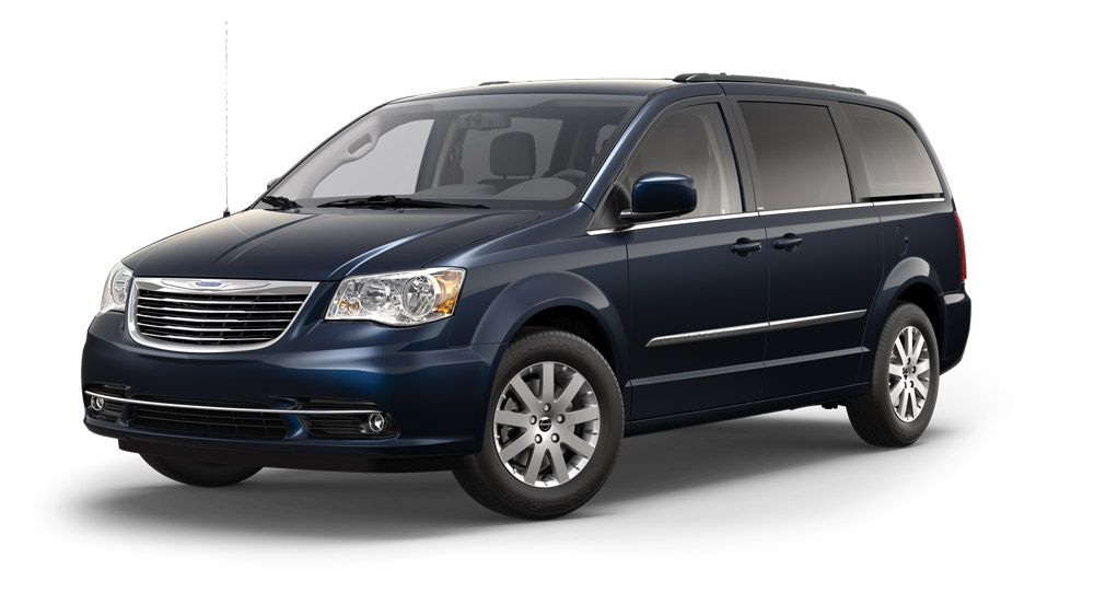 2015 Chrysler Town & Country is a popular family hauler