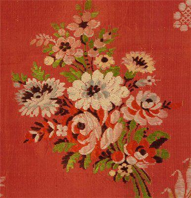 Вокруг и около РОКОКО: О текстиле 18 века.