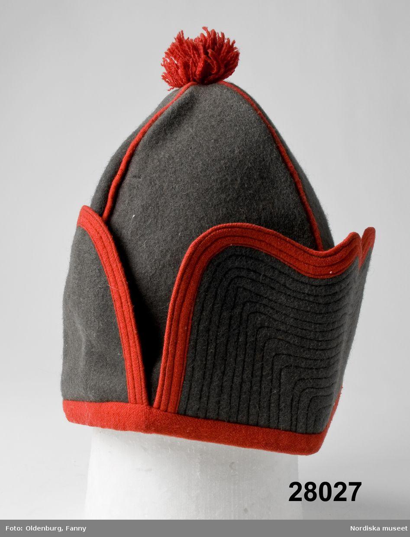 1fa142ad821 Samisk pojkmössa Frostviken. Inköpt 1895 Saami boy hat Frostviken ...