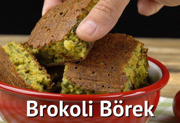 Şaşırtır: Brokoli Börek Tarifi #essentrinken