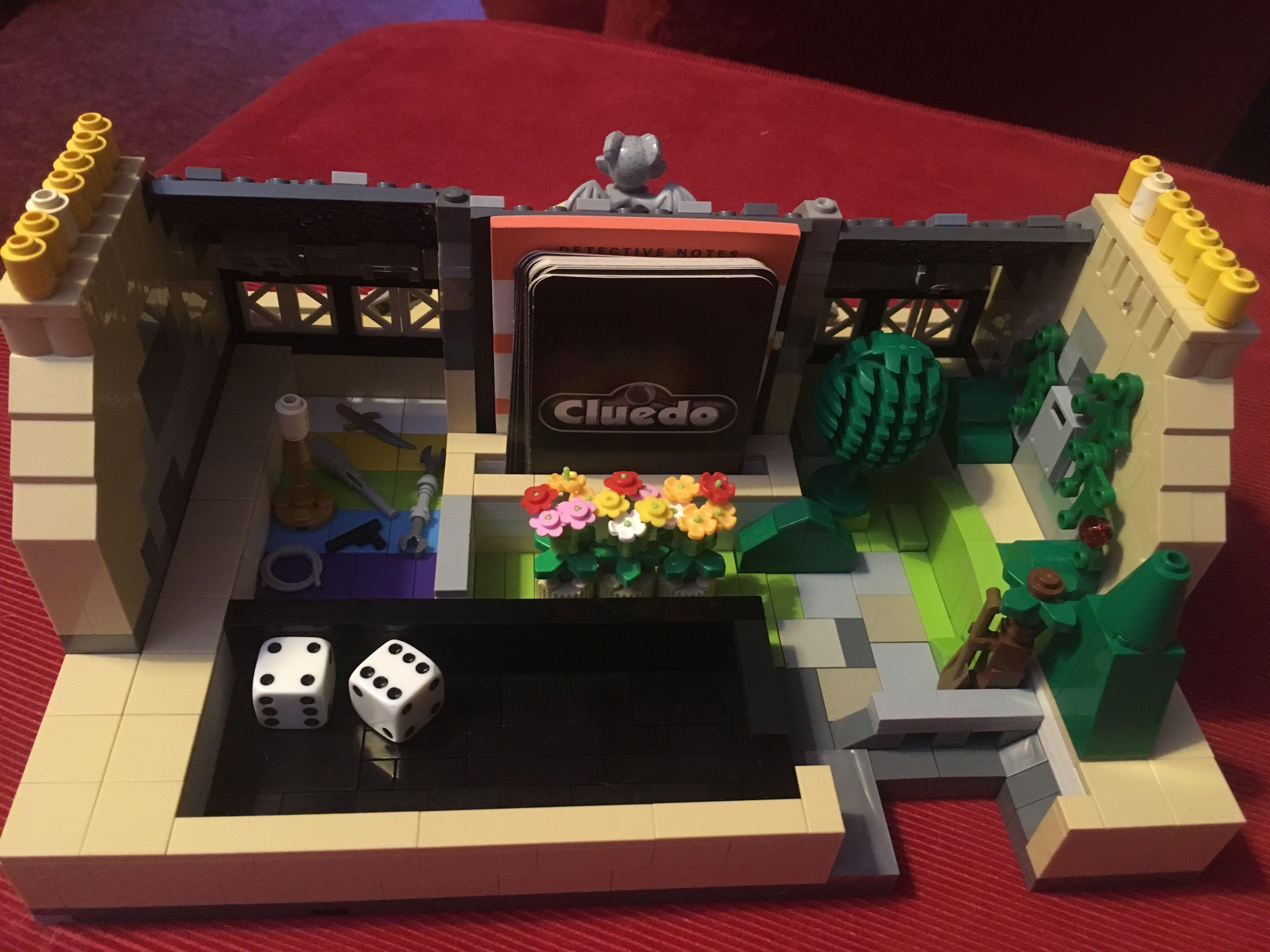 Pin by Darren PortchBurgess on Lego modular building